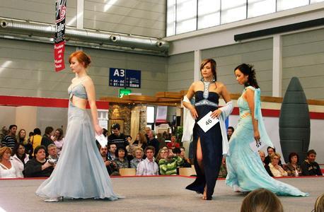Modisch ins Frühjahr - IBO lädt auf die Schönheitsmeile