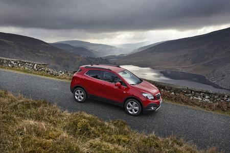 Alleskönner: Der Opel Mokka bietet Rundum-Alltagstauglichkeit für bis zu fünf Personen auf kompakten 4,28 Metern Länge