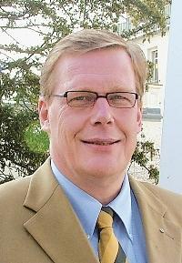 Michael Holmer Gerdes, Direktor des Seminaris Kongressparks Bad Honnef
