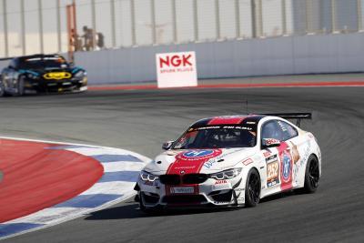 BMW M4 GT4, Sorg Securtal Rennsport, Dubai