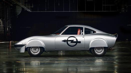 1971 Opel Electro GT