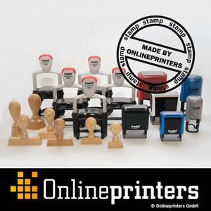 Stamp selection in the online shop