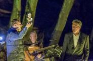 Eine sinnlich - poetische Nacht im Wald vom 21. auf 22. August