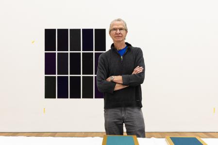 Winston Roeth, 2020. Foto: Museum Wiesbaden / Bernd Fickert