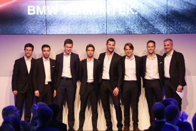 BMW Motorsport Season Review 2017, Line-up 2018 WEC