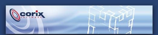 Logo Company corix Software