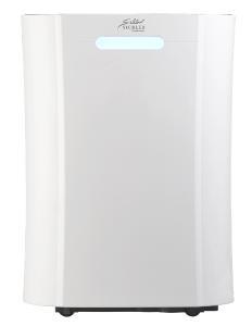 Sichler Haushaltsgeräte Luft-Entfeuchter LFT-410, 10 l/Tag, für Amazon Alexa und Google Assistant, 265 W