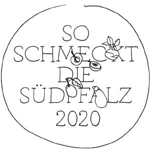 Logo So schmeckt die Südpfalz 2020