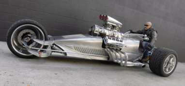 Hemi-Trike-Rocket II