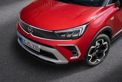 Neuer Opel Crossland: Viel mehr als nur ein hübsches Gesicht