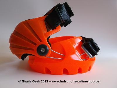 GG Reitsportartikel   Der Renegade VIPER Boot   Orange   Cosmic Orange