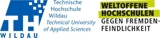 Logo Weltoffene Hochschulen gegen Fremdenfeindlichkeit THV4