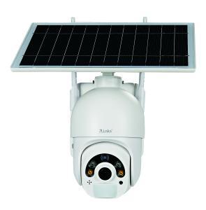 7links Pan-Tilt-Überwachungskamera IPC-700.slr mit Full HD, WLAN, Akku, Solarpanel, IP66