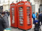 Rote Telefonzellen