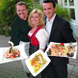 """Bad Füssings Gastronomen: Viele neue Ideen für kulinarischen Erlebnisurlaub mit """"Anti-Aging-Effekt"""" / Foto: obx-news"""