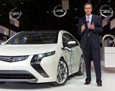 Frank Weber wird neuer Chef der Opel-Produktplanung