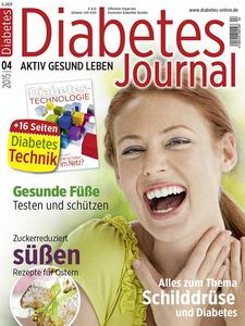 Diabetes-Journal, Ausgabe 4/2015