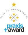 Logo Club of Ambassadors white