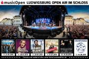Kreissparkasse Ludwigsburg music open 2018