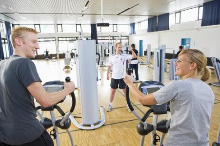 Im INMOVE finden Studierende und Mitarbeiter der Hochschule Osnabrück einen Ausgleich zum Arbeitsalltag und können etwas für ihre Gesundheit tun