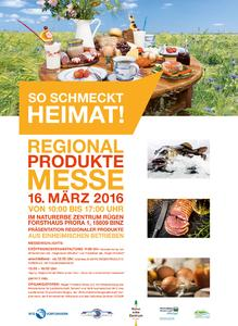 Rügen-Produkte A3-Plakat