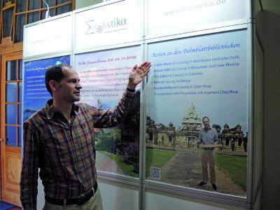 Reisen zu den Palmblattbibliotheken waren der Beginn der Holistika Reiseveranstaltungstätigkeiten.