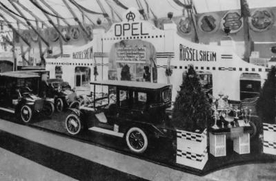 1905 Opel IAA Frankfurt