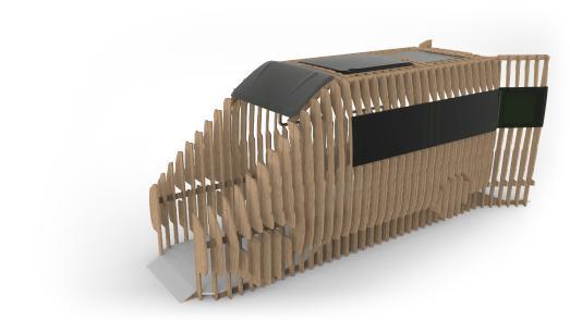 Neues Fensterkonzept für Kastenwagen von Polyplastic