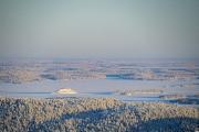 Unendliche Weiten ... die finnische Winterlandschaft (c) Klaus-Peter Kappest, fintouring