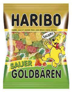 Dreifach prämiert: Die SAUER GOLDBÄREN von HARIBO
