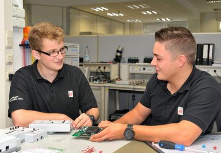 "Duales Studium zum ""Bachelor of Enginering"" bei Huf"