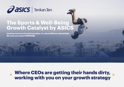 ASICS TENKAN -TEN Growth Catalyst