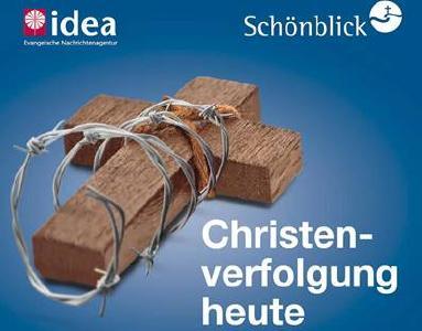 """© Cover: Kongress """"Christenverfolgung heute"""""""