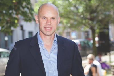 Andrew Morley übernimmt Leitung der Kinderhilfsorganisation