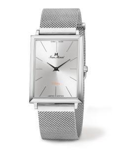 Flach, flacher, ultraflach - die NANO 3900 µ von Jean Marcel ist eine der flachsten Uhren der Welt