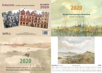 3 Kalender für 2020