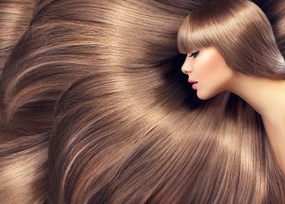 FitLine macht die Haare schön