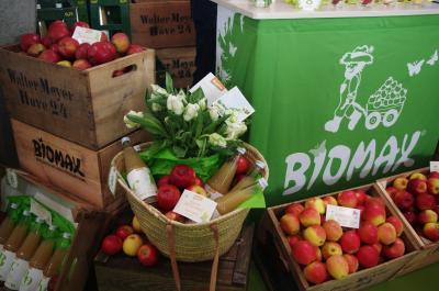 Bio-Lebensmittel