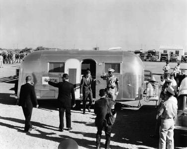 Airstream President J.F. Kennedy