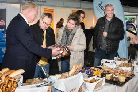 """Von technisch bis kulinarisch - """"Gastro_Tek 2018"""" im Messe- und Kongresszentrum Kalkar"""