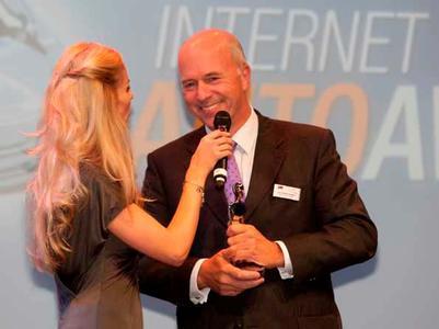 Opel-Aufsichtsratsvorsitzender Carl-Peter Forster