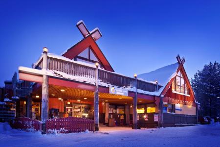 Äkäshotelli © Lapland Hotels