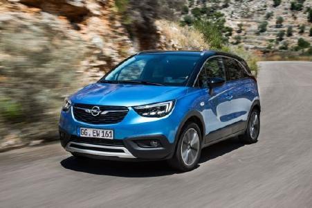 Neuer Partner in Südafrika: Opel wird dort ab 1. Januar 2018 mit Hilfe von Unitrans Automotive Modelle wie den Crossland X (Foto) verkaufen.
