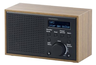 ZX 1771 02 VR Radio Digitales DABplus FM Radio DOR 240