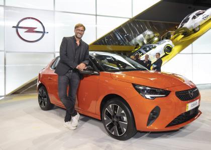 """""""Der Opel Green Deal"""": Opel startet Nachhaltigkeits-Kampagne mit Jürgen Klopp"""