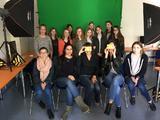 Girls'Day im April 2016 gibt Einblicke in virtuelle Welten / Foto: Hochschule Worms