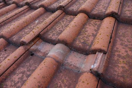 """Bei der Dachbeschichtung werden die überdeckten Bereiche nicht gereinigt – sondern der Schmutz wird """"versiegelt"""""""