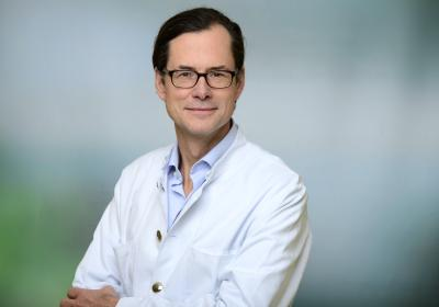 Prof. Dr. med. Stephan Willems, Chefarzt der Klinik für Kardiologie und Internistische Intensivmedizin in der Asklepios Klinik St. Georg in Hamburg, Mitglied des Wissenschaftlichen Beirats der Deutschen Herzstiftung / Copyright. Asklepios