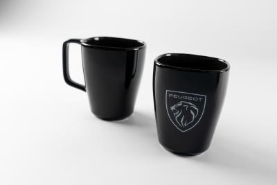 PEUGEOT Lifestyle Mug Black