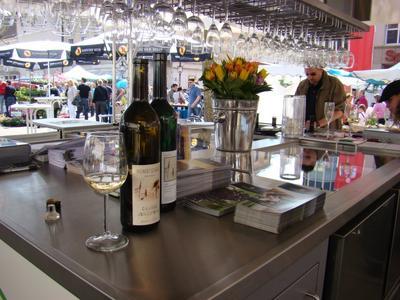 Event  und Weinstand vom Weinhaus Hillert